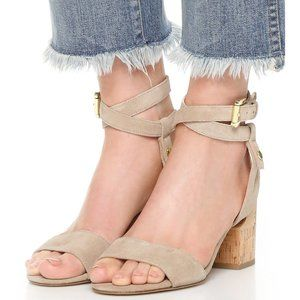 Sigerson Morrison Seppia Sandal Heels